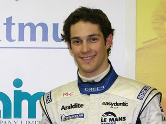 Бруно Сенна провел тесты автомобиля DTM