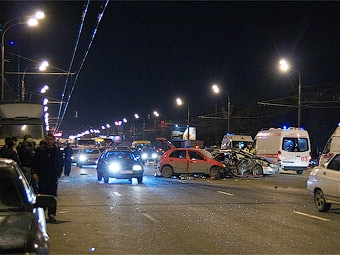 В России снизилось число ДТП с пьяными водителями