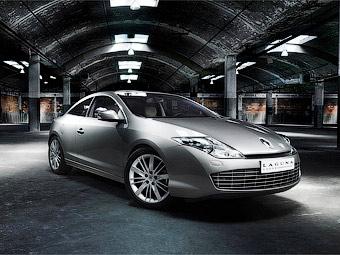 В России начались продажи купе Renault Laguna