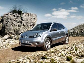 Renault представил свой компактный кроссовер Koleos