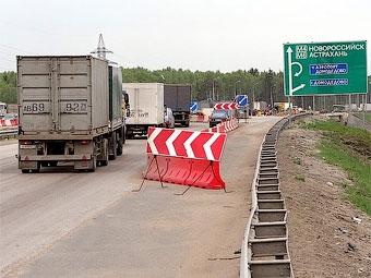 России не хватает 250 тысяч километров дорог