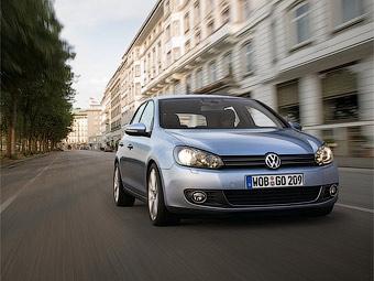 Новый VW Golf будет стоить в России на 36 тысяч рублей дешевле старого