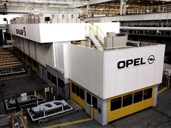 Fiat сократит 10 тысяч рабочих мест в компании Opel