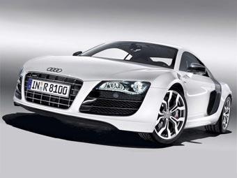 Представлены первые фотографии самого мощного Audi R8
