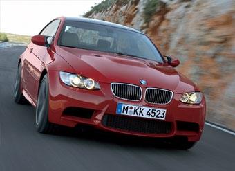 BMW M3 будет стоить в России 71 тысячу 900 евро