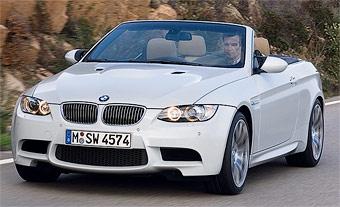 Кабриолет BMW M3 покажут в Женеве