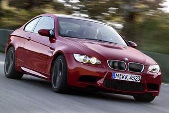 BMW представила серийную версию нового купе M3