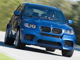 """Объявлены российские цены на """"заряженные"""" версии BMW X5 и X6"""