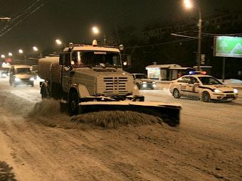 В выходные в Москве произошло более четырех тысяч ДТП