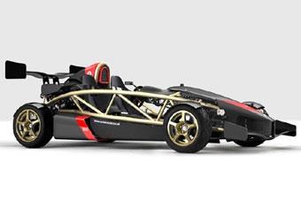 Британцы построили самую мощную версию спорткара Ariel Atom