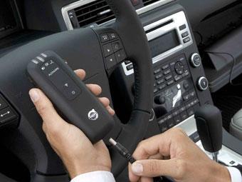 Машины Volvo не позволят пьяным водителям завести мотор
