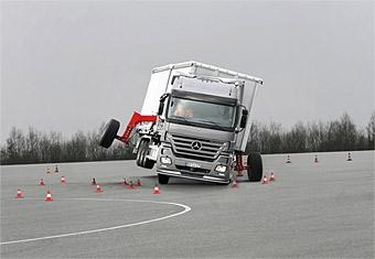 Система стабилизации станет обязательной для всех европейских автомобилей