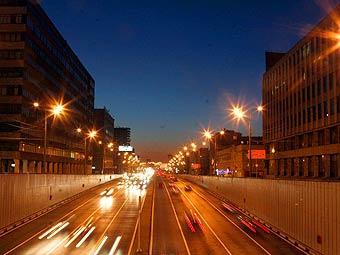 На строительство московских дорог направят свыше миллиарда долларов
