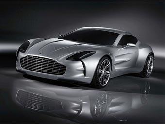 Внешность суперкара Aston Martin One-77 полностью рассекречена