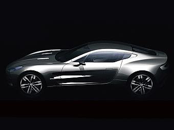Aston Martin разрабатывает самый дорогой суперкар на планете