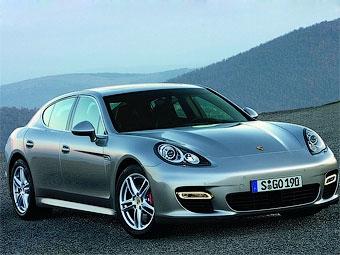 Компания Porsche приступила к сборке автомобилей Panamera
