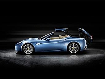 В Маранелло состоялась официальная премьера Ferrari California