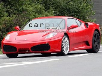 Компания Ferrari начала испытания преемника суперкара Enzo