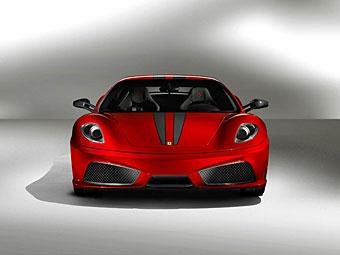 Ferrari готовит открытую версию суперкара F430 Scuderia