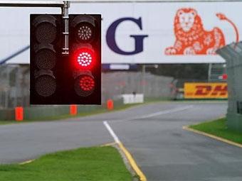 FIA увеличила скорость на пит-лейне во время Гран-при Австралии