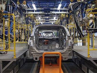 Производство автомобилей на российских заводах GM и Toyota выросло на 80 процентов