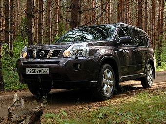 Nissan X-Trail российской сборки появится в продаже в июне