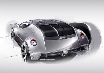 В Токио Honda покажет прототип маленького спорткупе