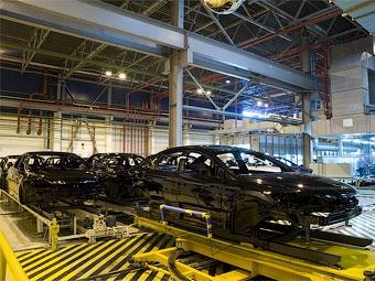 Российский завод Ford на неделю возобновил производство