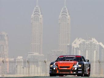 Жан Алези выиграл дубль на четвертом этапе Speedcar
