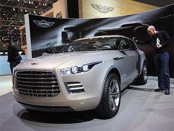 Aston Martin отказался от выпуска внедорожника под маркой Lagonda