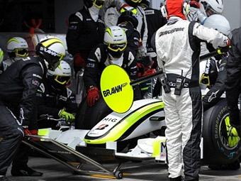 Рубенс Баррикелло простил команду за неудачу на Гран-при Германии