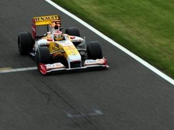 Команда Renault привезет на Гран-при Германии новый аэродинамический обвес