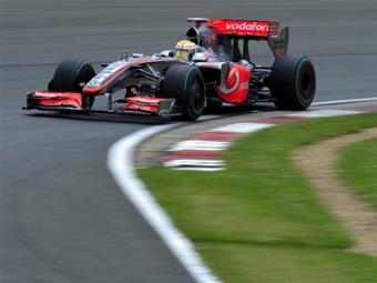 Команда McLaren испытает разработки соперников