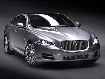 Компания Jaguar назвала рублевые цены на флагманский седан XJ