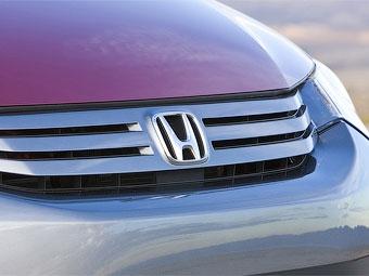 Прибыль компании Honda сократилась в 23 раза