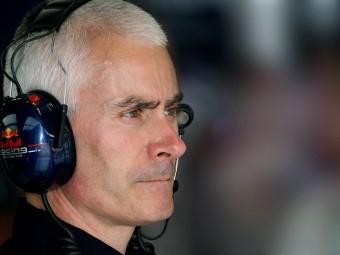 Технический директор Red Bull покинул команду