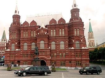 ГИБДД попросила водителей 7 июля не ездить в центр Москвы