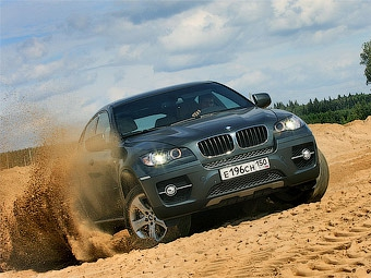 BMW начнет в России выпуск внедорожников