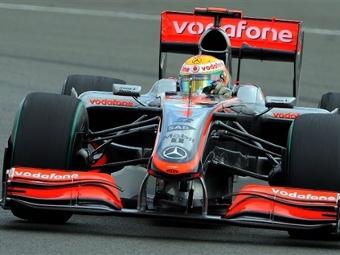 Пилоты McLaren будут использовать разные модели болидов