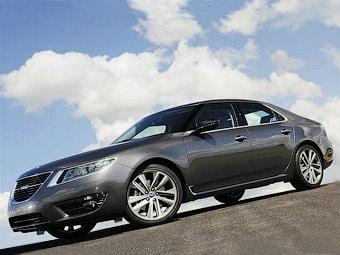 Немецкий журнал полностью рассекретил новый Saab 9-5