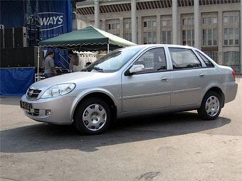 Выпуск автомобилей Lifan Breez переведут на полный цикл