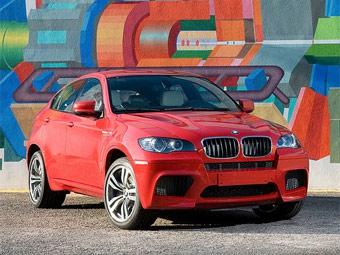 """Компания BMW анонсировала """"М-пакет"""" для кроссовера X6"""