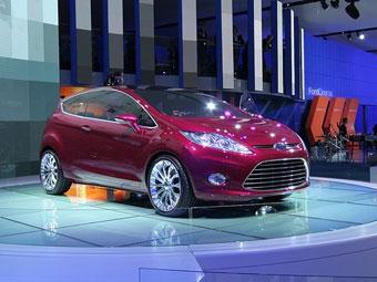 Ford может начать экспорт своих машин из Китая