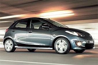 Mazda начала производство нового хэтчбека