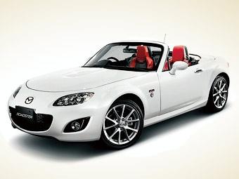 Mazda отметит юбилей модели MX-5 специальной версией