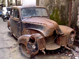 Минприроды согласилось платить по 50 тысяч рублей за старые машины