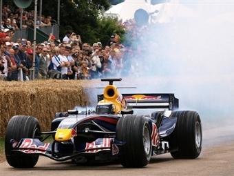 """На Фестивале скорости в Гудвуде выступят шесть команд """"Формулы-1"""""""