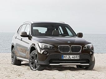 Компания BMW официально представила кроссовер X1
