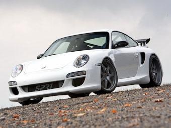 Ателье Sportec представило 858-сильную версию Porsche 911 Turbo