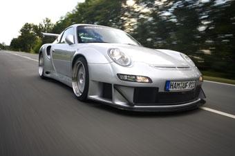Edo Competition разработал спорт-пакет для Porsche 911 GT2